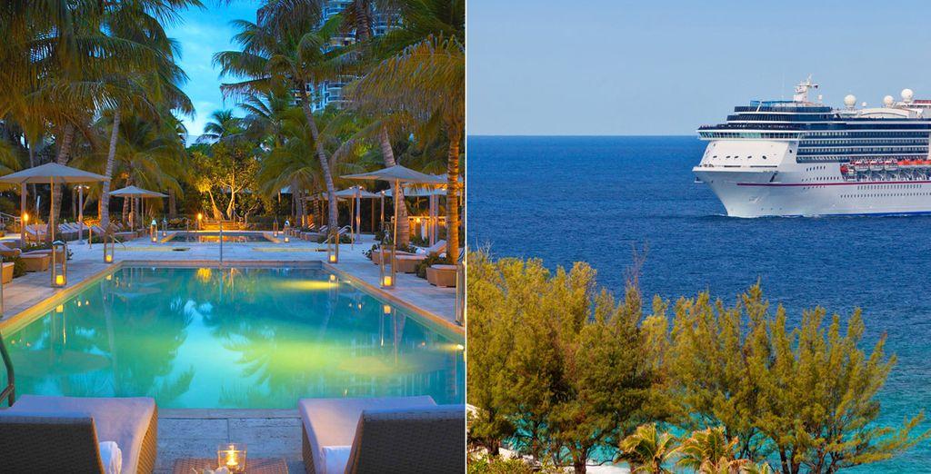 Séjour balnéaire, croisière, États-Unis ou Bahamas ? Pourquoi choisir ?