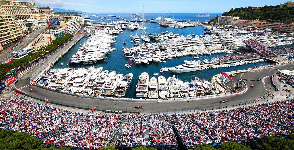 Vivez le Grand Prix de Monaco