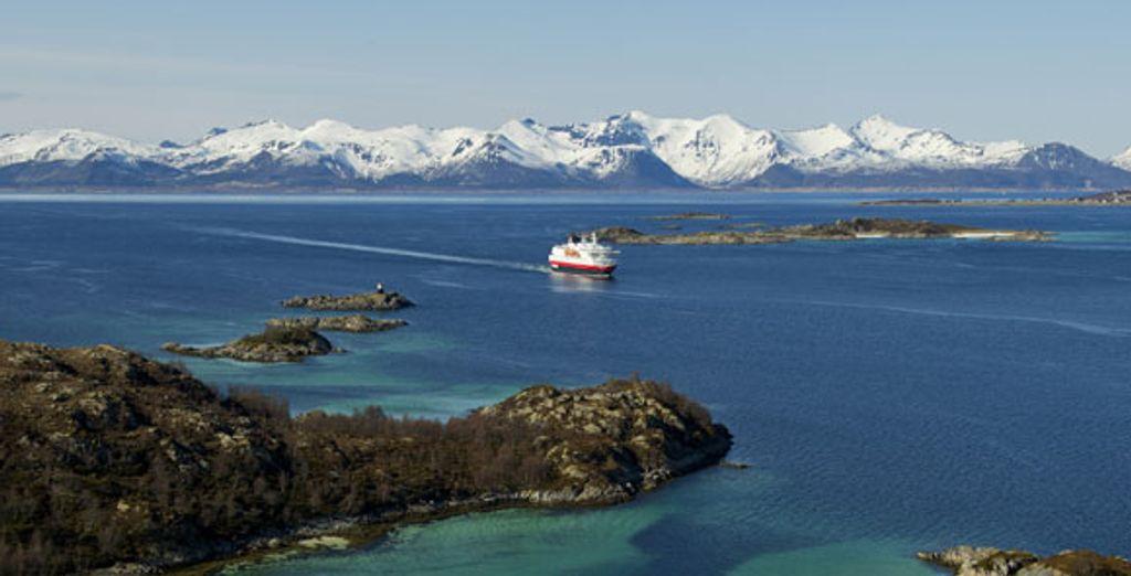 La Norvège - Croisière Bergen-Kirkenes à bord de l'Express Côtier de Norvège - 7 jours et 6 nuits  Bergen