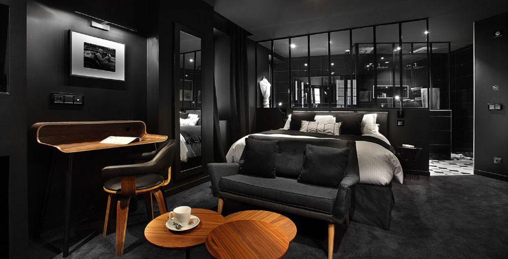 Petit Hôtel Confidentiel 5*