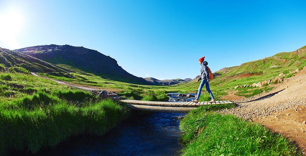 Faites vos meilleures randonnées en Islande