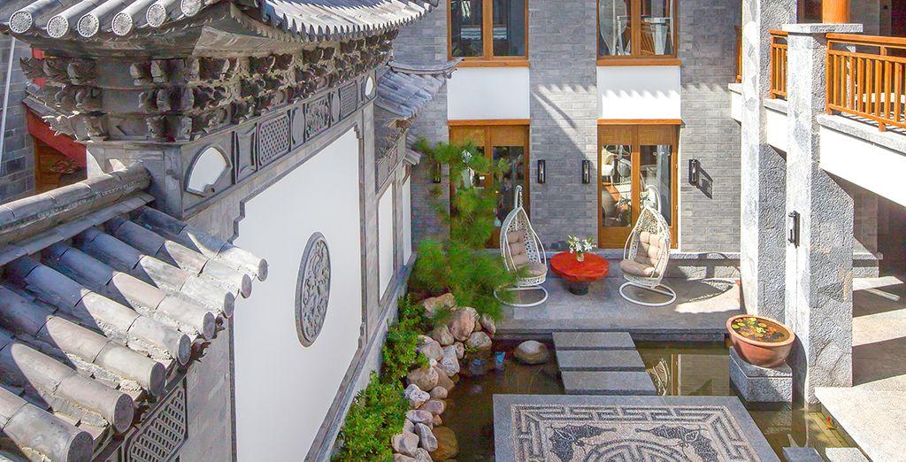 Où vous attend le LUX* Lijiang 5*