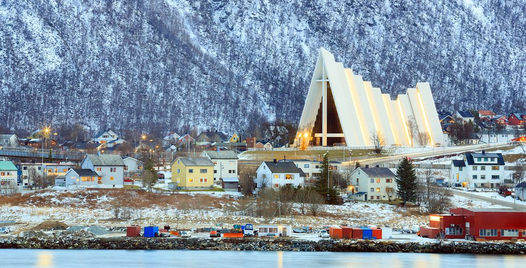 Tromso en Norvège