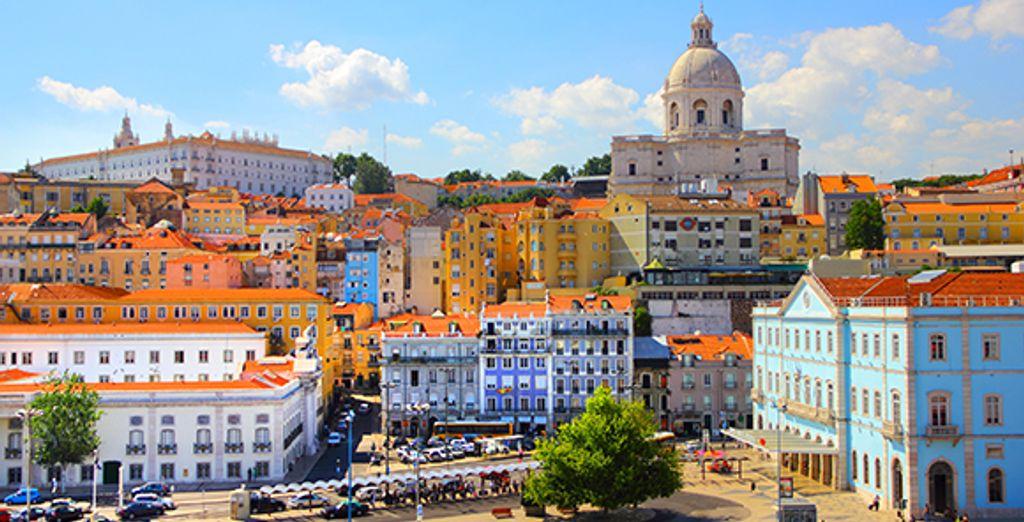 Bienvenue à Lisbonne - Altis Avenida Hôtel 5*  Lisbonne
