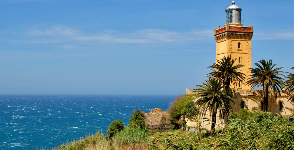 Vous reviendrez enchanté de votre séjour à Tanger !