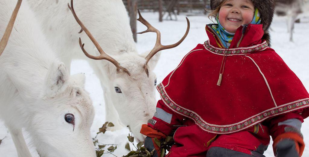 Au sein d'une culture polaire au cœur chaleureux