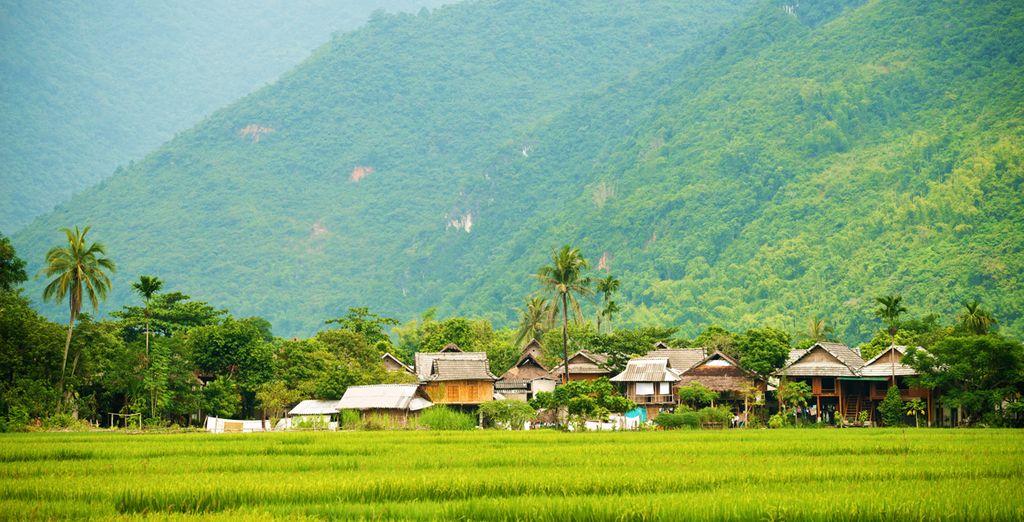 Faites route vers les grands espaces de la Vallée de Mai Chau