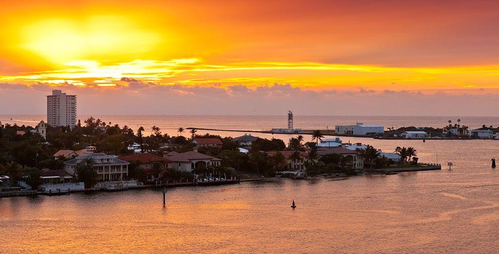 Enfin, Fort Lauderdale