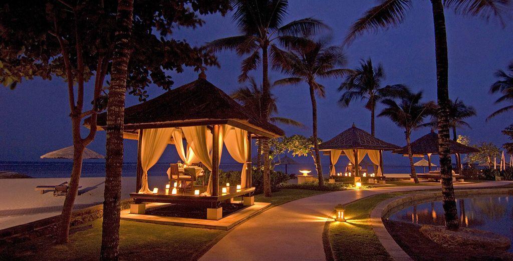Et laissez-vous porter par la magie et le raffinement de ce resort luxueux