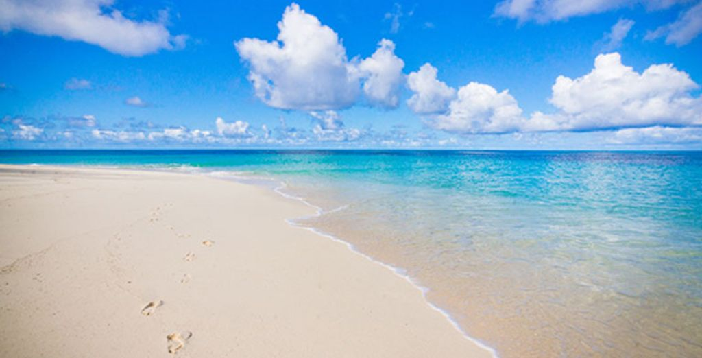 Une envie de plage immaculée?