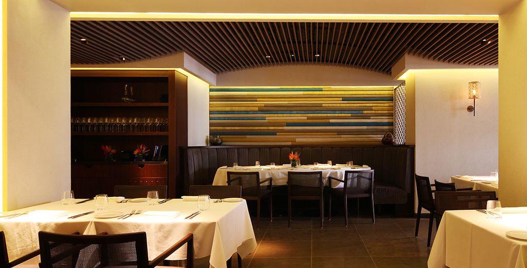 Le restaurant indien Le Quilon et ses spécialités kéralaises...