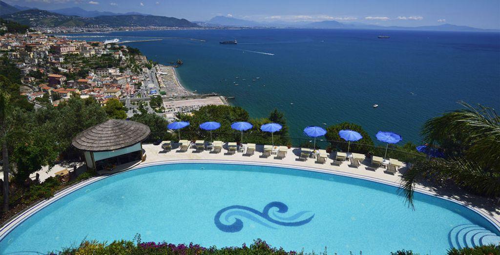 Venez passer vos vacances à Raito, près de Vietri Sul Mare...