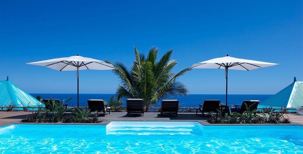 Venez découvrir l'île paradisiaque de La Réunion