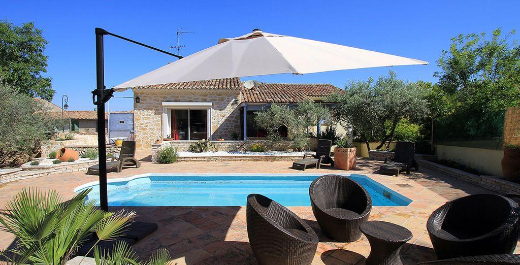 Prêts pour les vacances? - Villa 4 chambres jusqu'à 8 personnes Le Puy Sainte Réparade