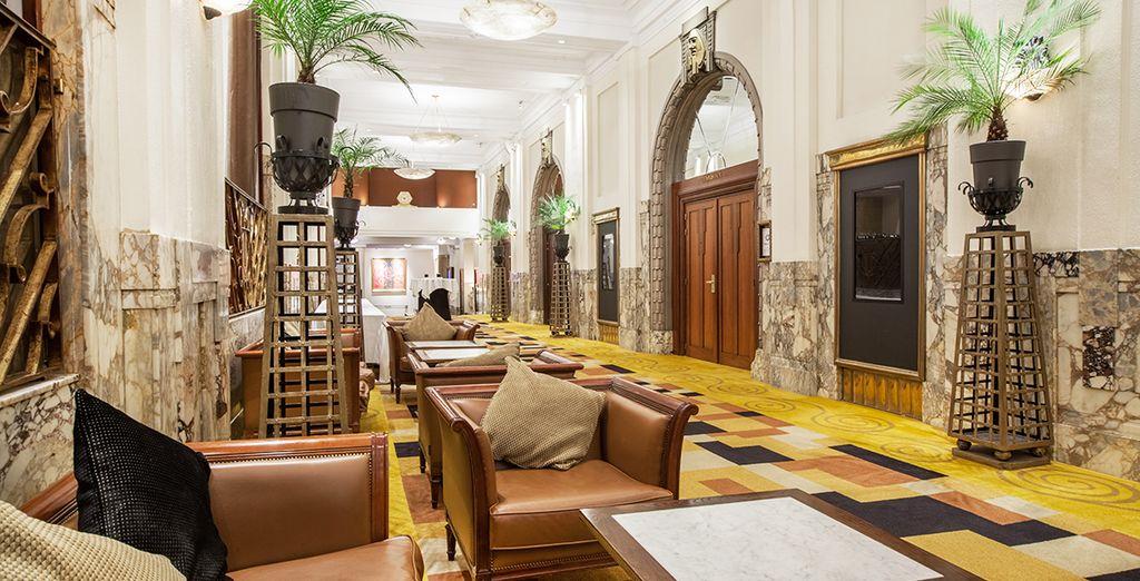 Une escapade à Bruxelles, ça vous tente ? - Hôtel Crowne Plaza Brussels 4* Bruxelles