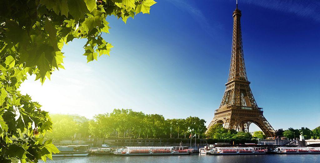 Et si on vous disait que la Ville Lumière n'attend plus que vous ? - The Five Hotel Paris