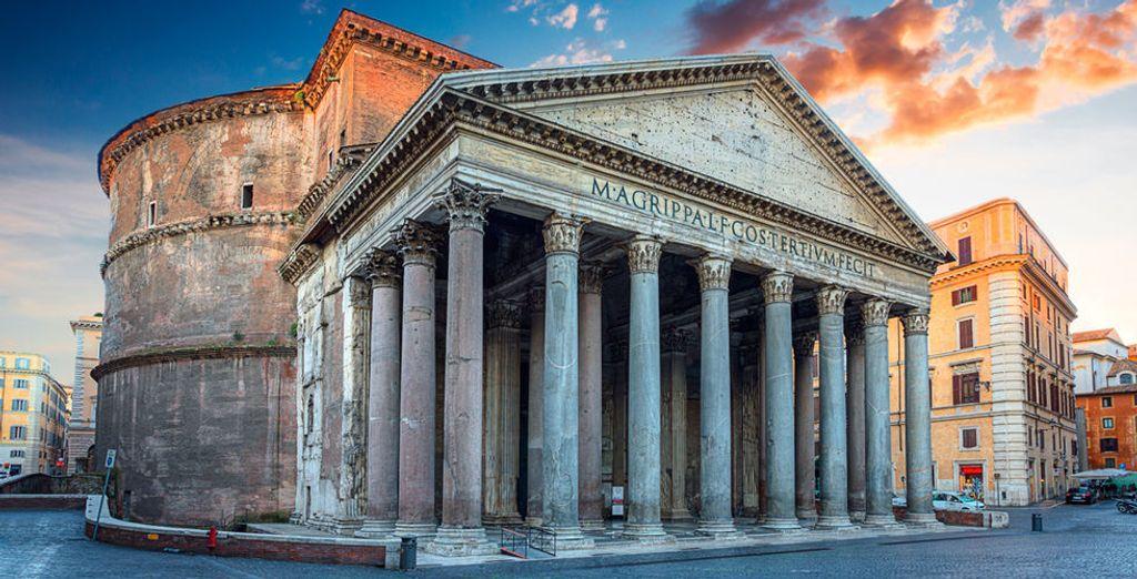 Roma : Il Pantheon