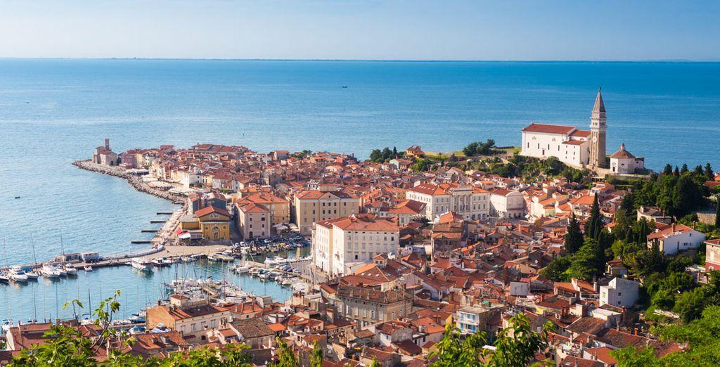 Portorose Slovenia Cartina Geografica.Grand Hotel Bernardin 5 Portoroz Fino A 70 Voyage Prive