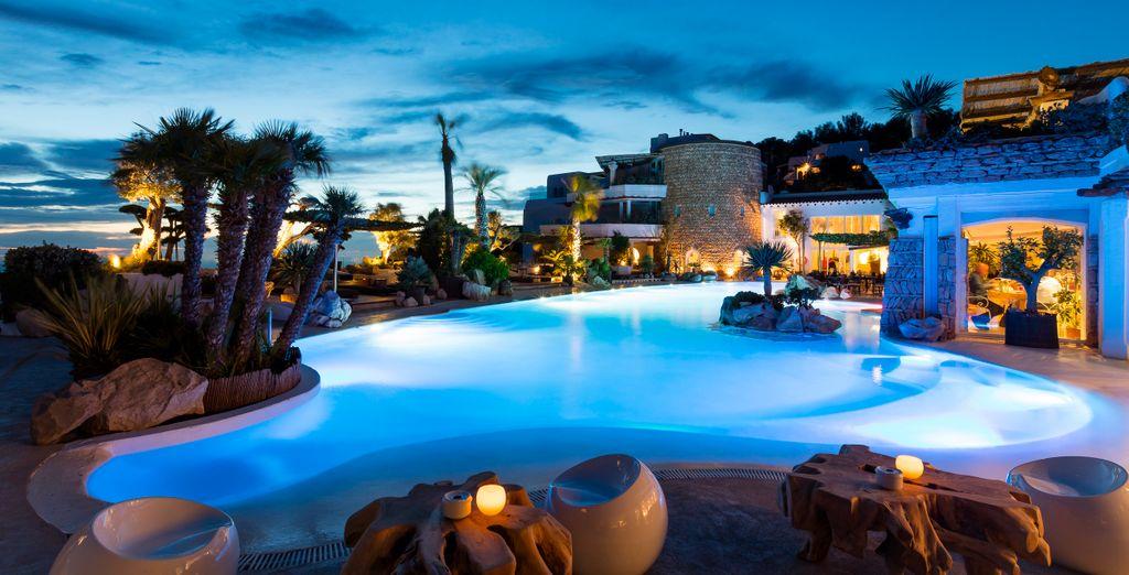 Hacienda Na Xamena Ibiza 5*