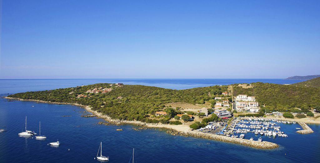 La Corsica è una terra incantevole