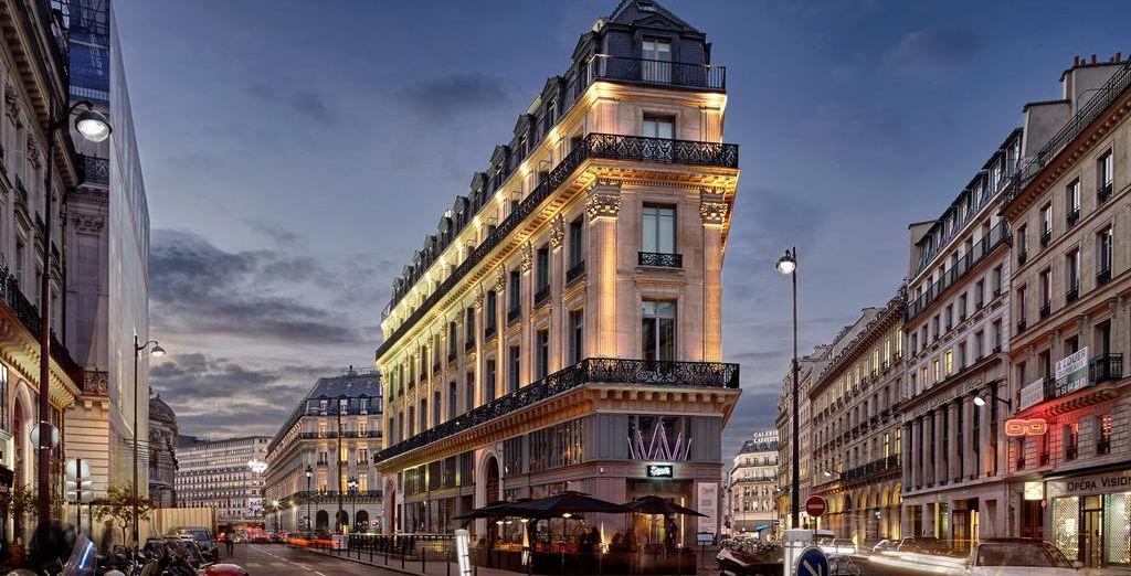 Hotel W Paris Opéra 4*