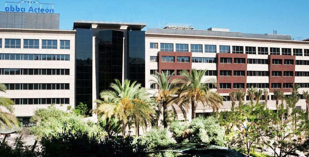 Il vostro Abba Acteon Hotel 4 *