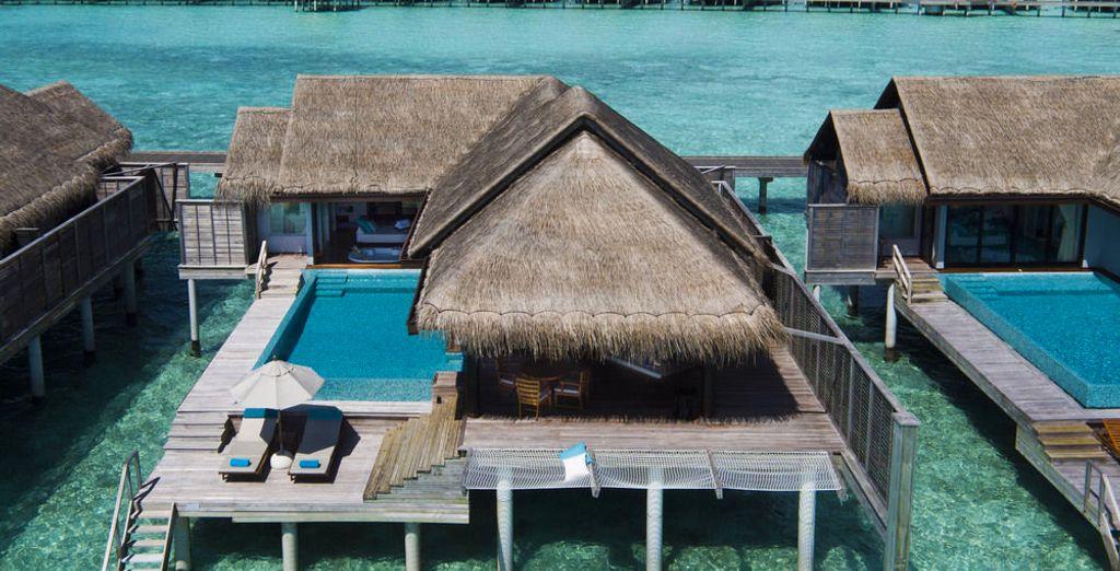 Anantara Kihavah Maldives Villas 5*