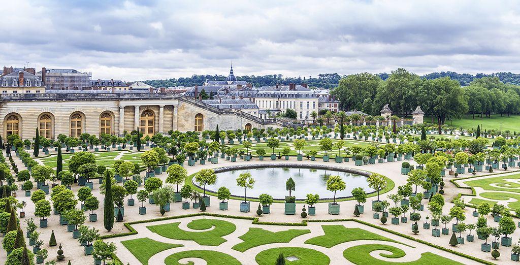 Hotel Pullman Château de Versailles 4*