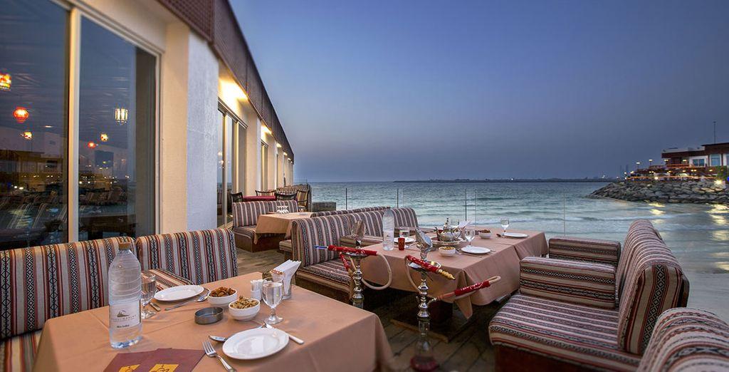 Dubai Marine Beach Resort 5* - pachetti vacanze