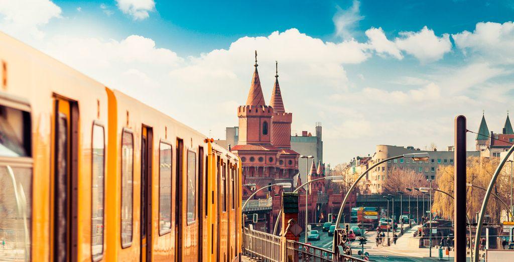 Transport en communs et monuments historiques de Berlin*
