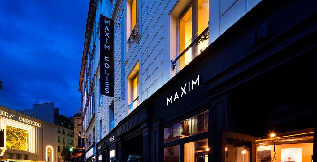 Recensioni Hotel Maxim Folies Voyage Priv