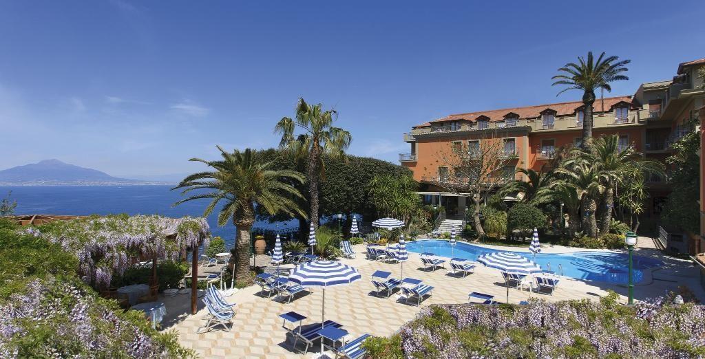 Grand Hotel Ambasciatori 5* - hotel a sorrento