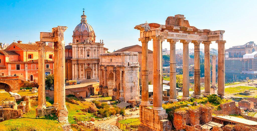 Roma : Il Foro