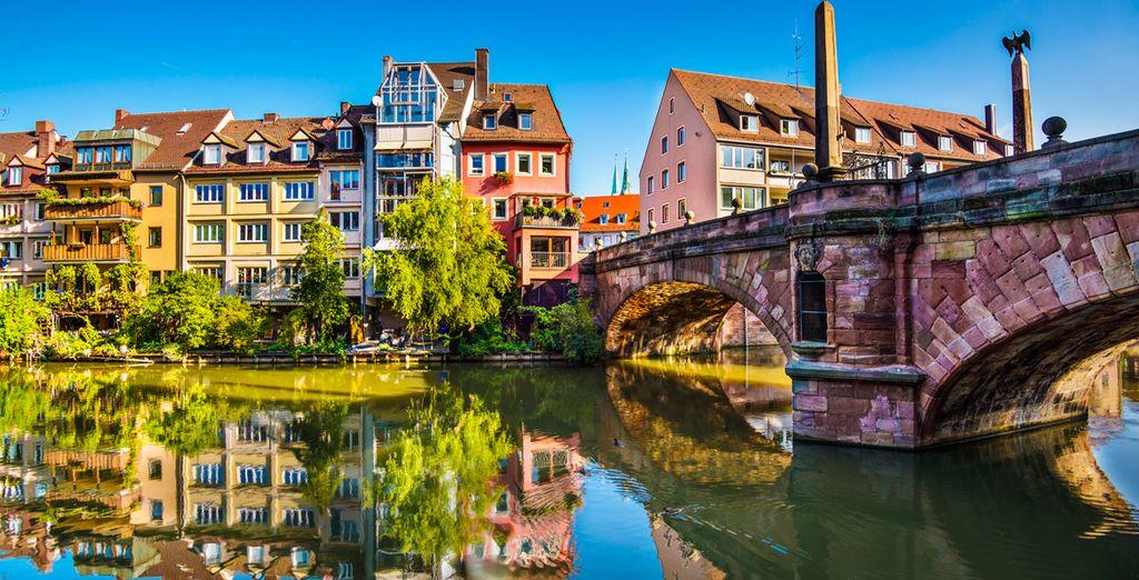Fotografia di Norimberga