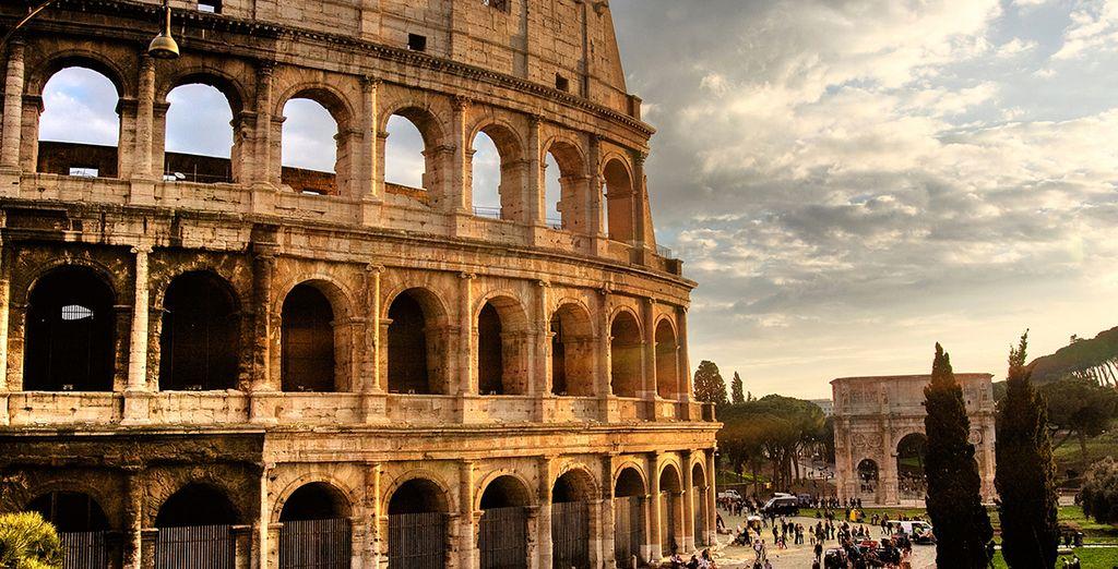 Una città che per secoli ha influenzato l'intera Europa