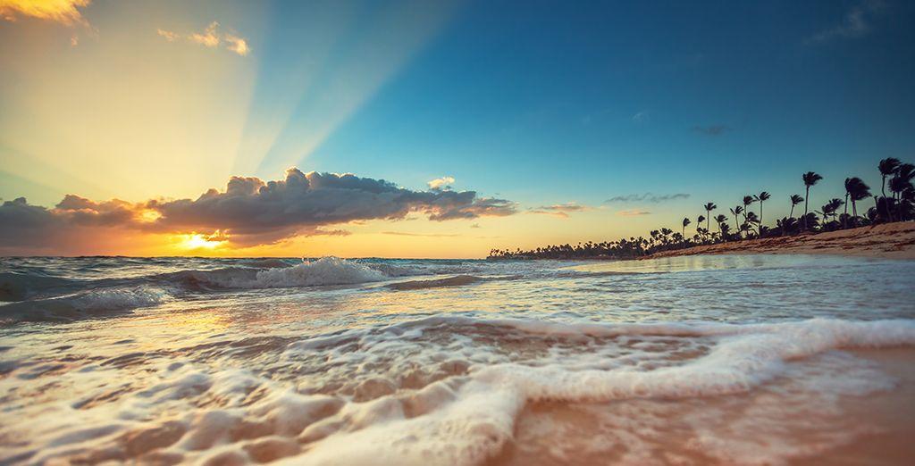 situato sulla bellissima spiaggia di Playa Bavaro