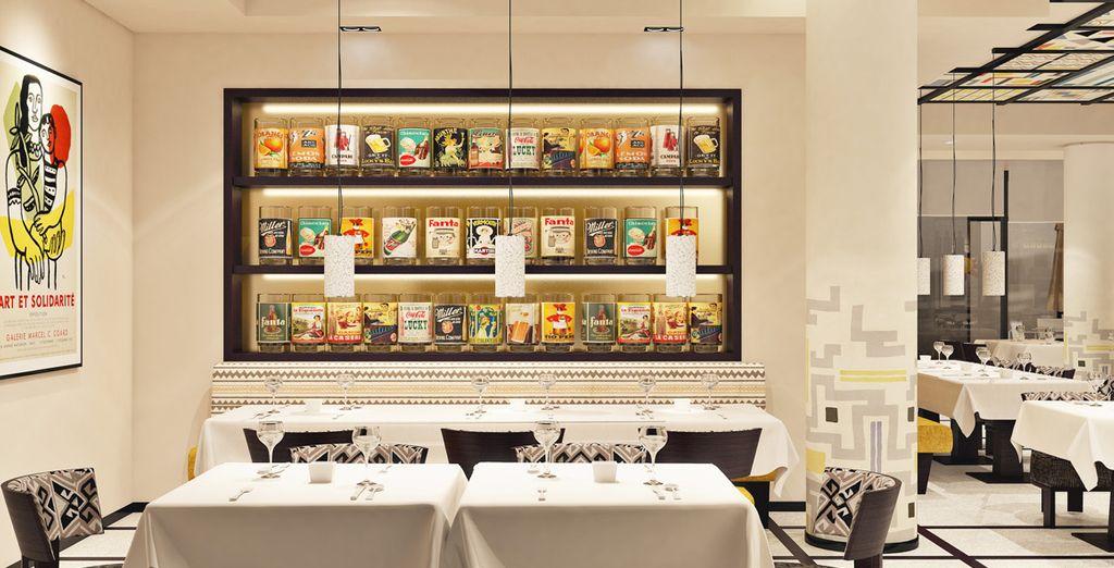 Gustate i piatti del Ristorante Brasserie
