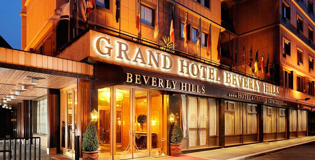 Il Beverly Hills Hotel 4* è lieto di accogliervi