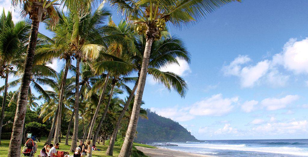 Rimarrete affascinati dalle spiagge atipiche di questa isola