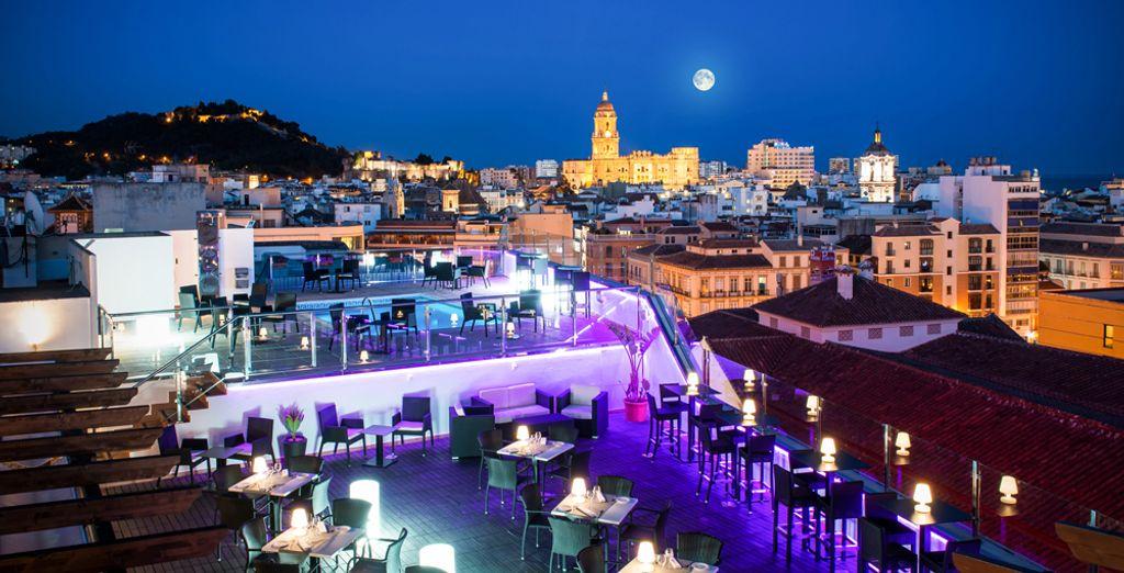 Salles Hotel Malaga Centro 4*