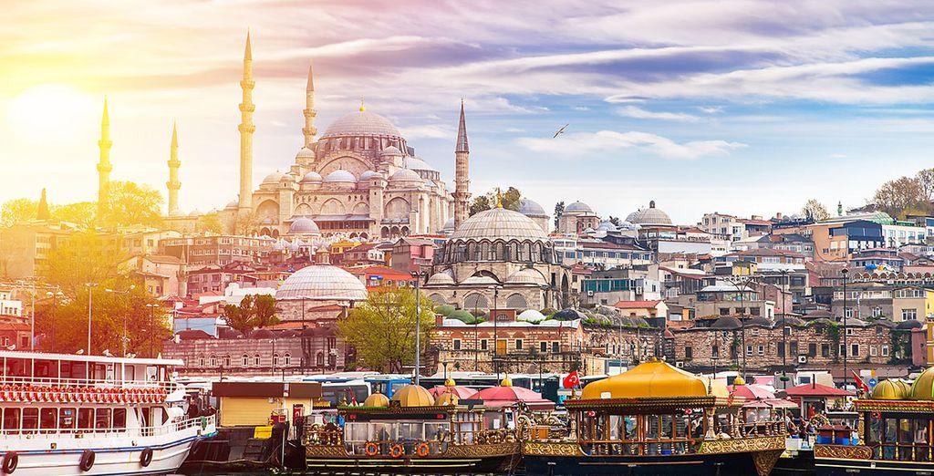venite a scoprire Istanbul!