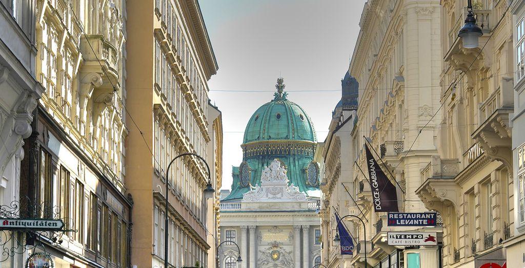 Dove troverete un'abbondanza di arte, architettura e aree commerciali