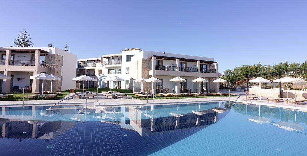 Dove il Kosta Mare Palace Resort & SPA 4* è pronto a darvi il benvenuto