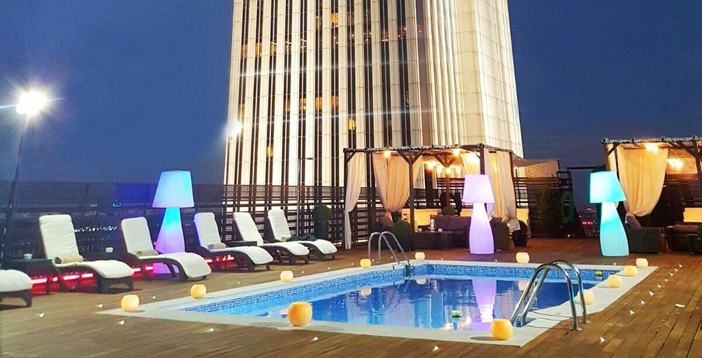 Holiday Inn Madrid Bernabeu 4*