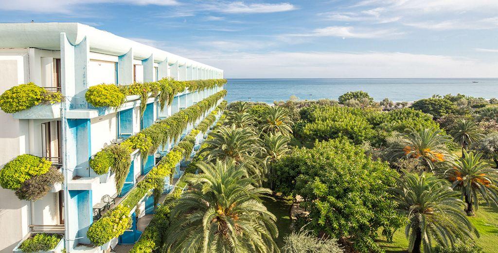 Atahotel Naxos Beach 4* - hotel a taormina