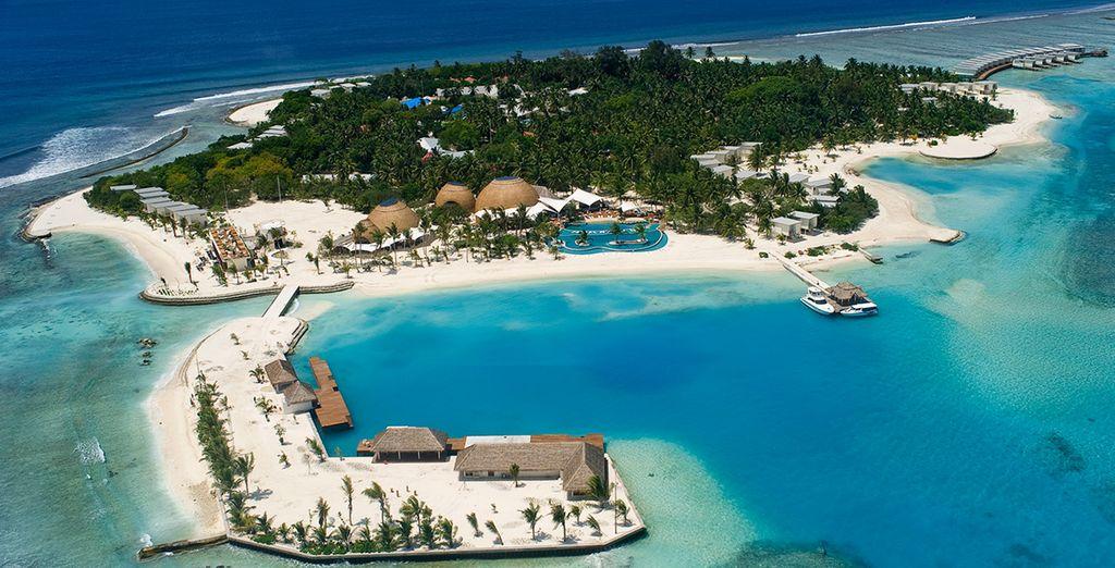 Holiday Inn Resort Kandooma 4*L