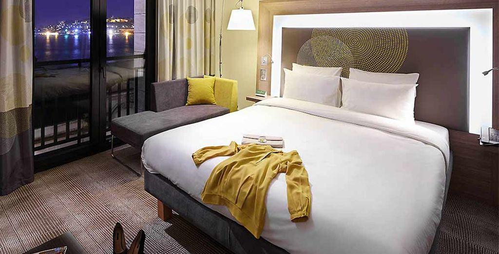 Novotel Istanbul Bosphorus Hotel 5*