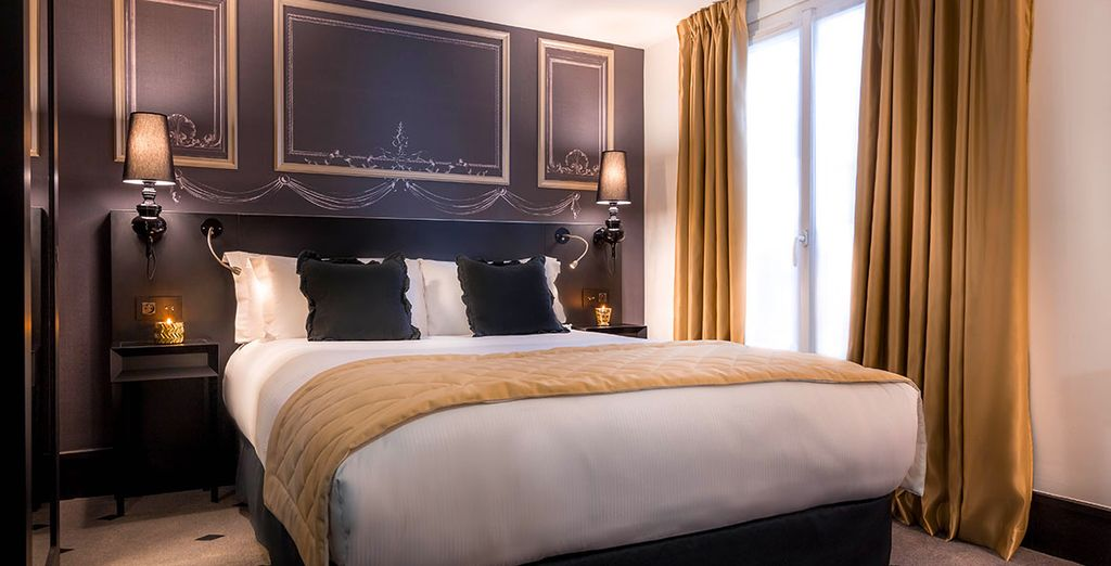 Hotel Beauchamps 4*