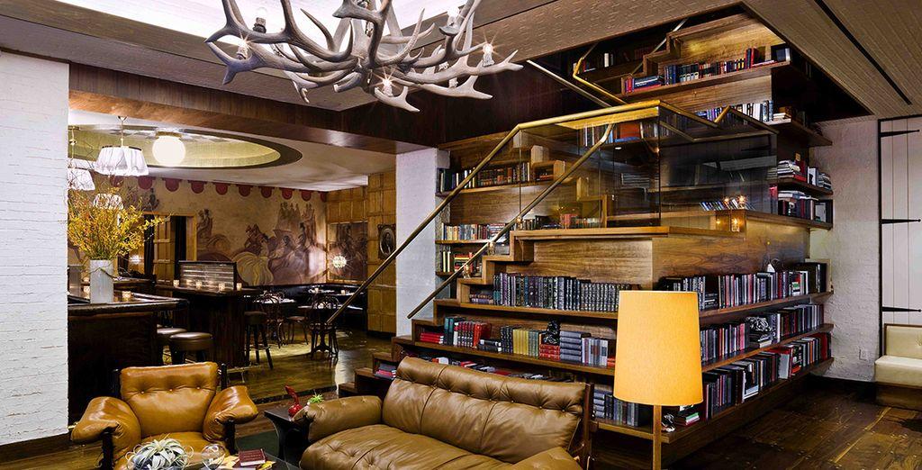 Un boutique hotel di sicuro fascino dove ogni dettaglio è curato con particolare attenzione vi attende
