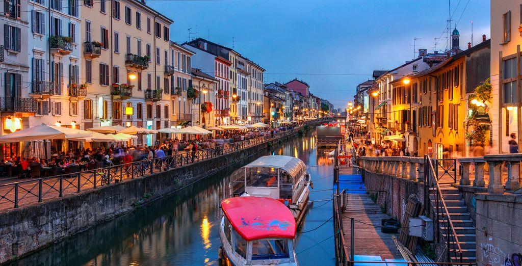 Fotografia di Milano